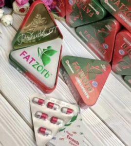 Фото фатзорб треугольник оригинальная треугольная упаковка производитель ФРГ Германия.