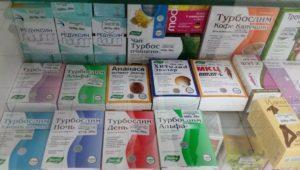 На фото витрина таблеток для похудения, но какие купить самые эффективные и безопасные по отзывам покупателей.